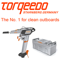 Torqeedo electric outboard boat motors