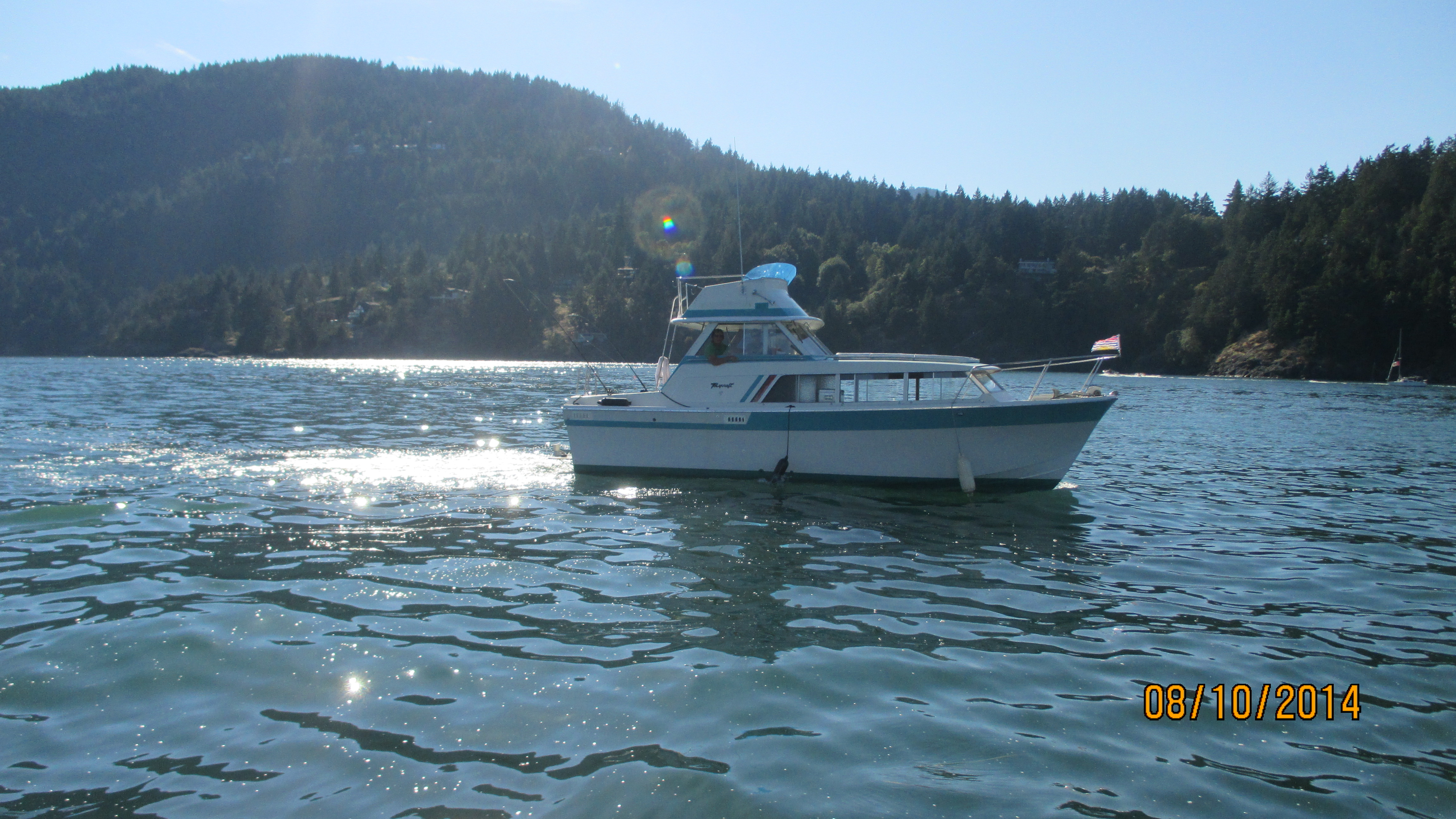 Electric Boat Motors Bluefin Electric Marine